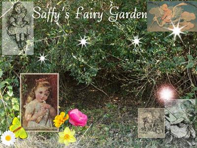 safs fairy garden