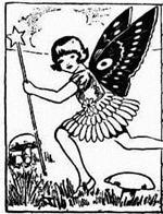 The Courier-Mail (Brisbane, Qld.  1933 - 1954), Thursday 15 February 1934 saffron fairy
